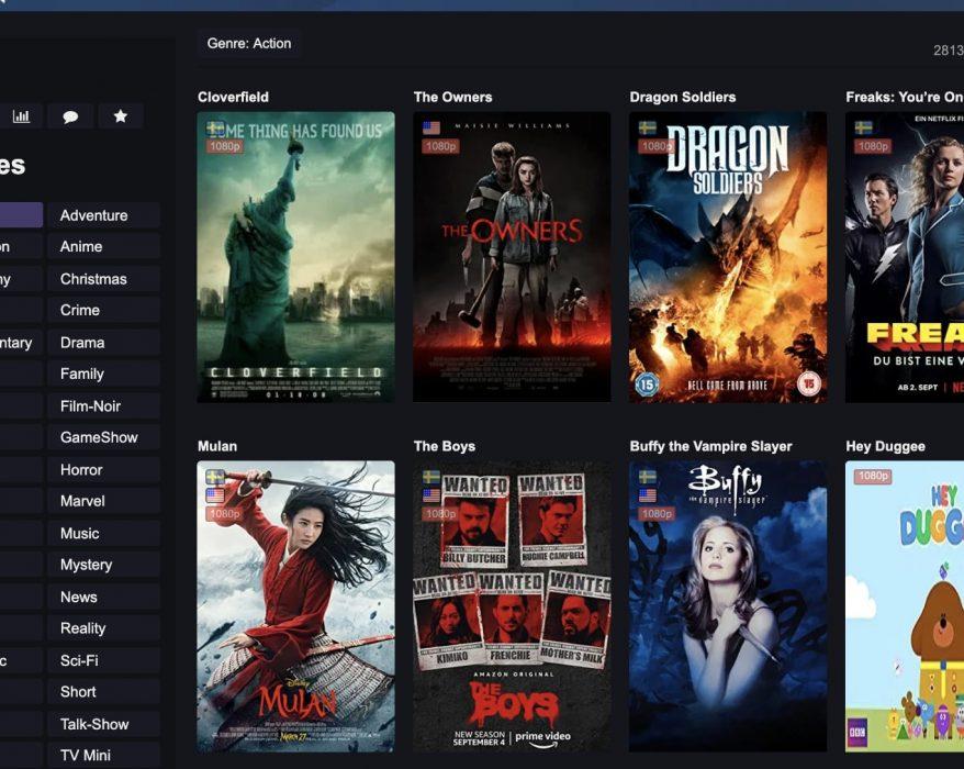 Movies Nyafilmer
